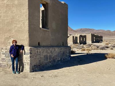Fort Churchill Nevada 1/6/21