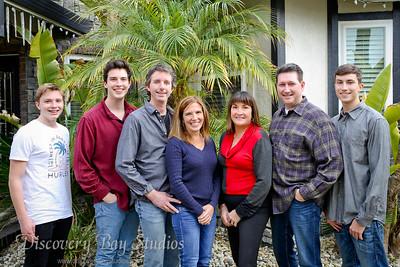 The Burlinguette Family 12-23-2018