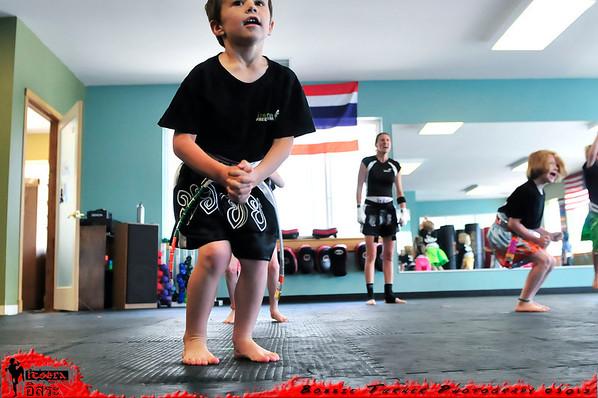 Belt Testing - Juniors / Ninjas - 5/26/12