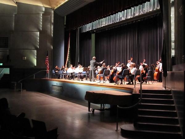 2009-11-19 Hugh's Concert