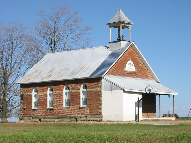 Menonite School--rural Shelby, OH
