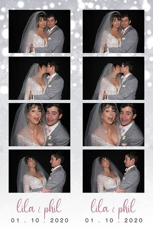 Phil & Lila's Wedding 1-10-20