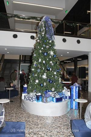 Christmas Tree Lighting at City Hall 2017