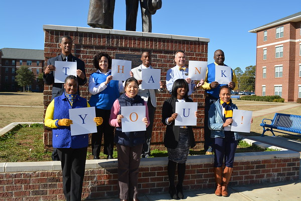 FVSU FOUNDATION - FUNDRAISING