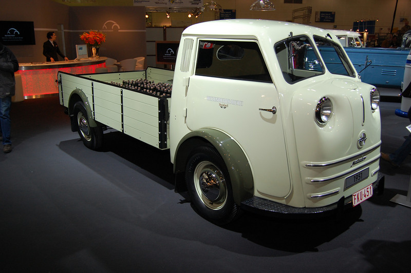 '51 Tempo Matador VW powered FWD truck