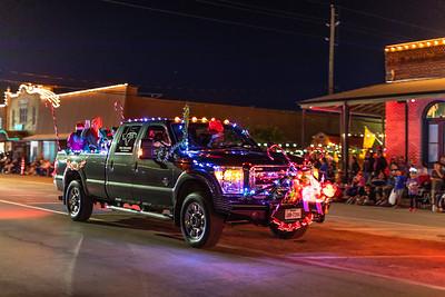 Bal-con Builders - Christmas Parade 2018 - Sealy TX