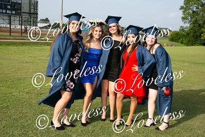 Graduation- class of 2020- candids