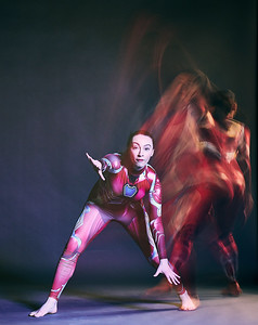 Xandra B Dance/Cosplay studio