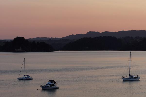 Morning Moods in NZ