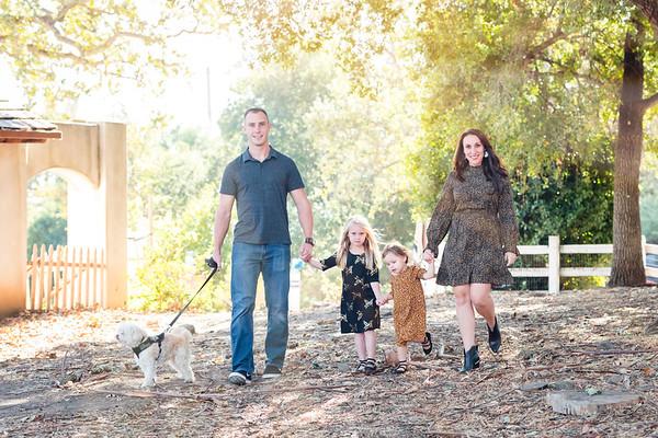 Merridith & John Family 2019