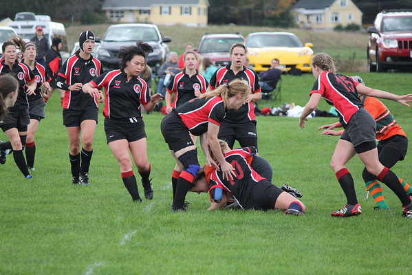 Rugby - Oct 15, 2011