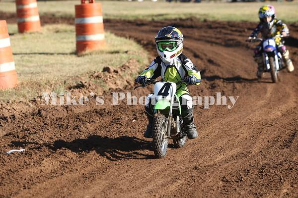 2nd Practice 50cc