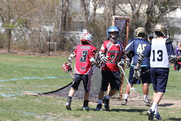 20150503 Bayport-Blue Point @ Connetquot Youth Lax
