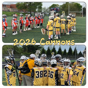 2026 Cannons v Breakers - 4/28  (Game 5)