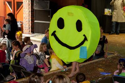 Kindercarnaval 2011 - Maxi