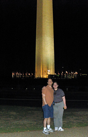 Shannon's Visit to DC