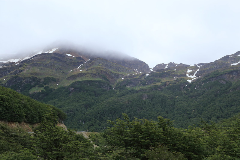 from RA3 view, Tierra del Fuego, Patagonia
