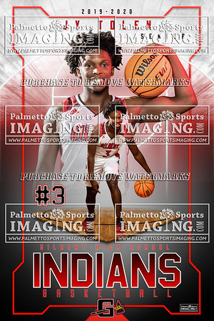 2019-2020 Gilbert Basketball Senior Banners