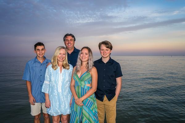 Hunsinger Family 2021