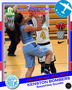 Girls Basketball Cards
