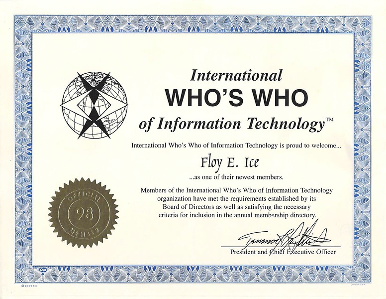 1998 International Whos Who of Information Technology.jpg