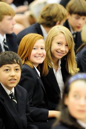 2007 - 2008 Wesleyan Middle School Honors Day Program