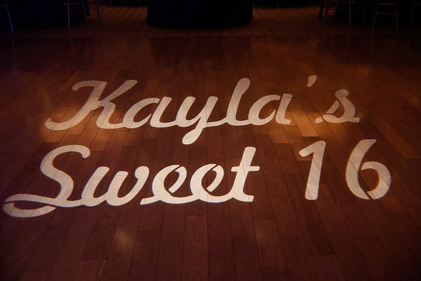Kayla's Sweet 16th @ the Sands