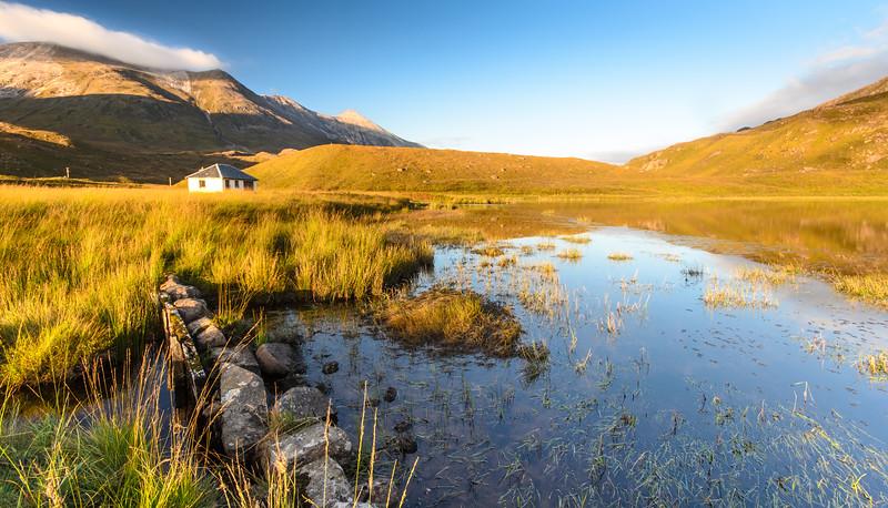 Lochan an Iasgair