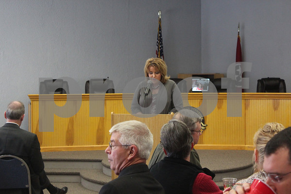 Chamber Quarterly Membership Luncheon - November 2012