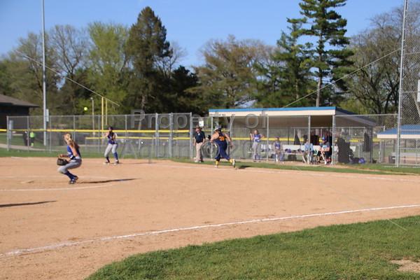softball v. durand . 5.4.17
