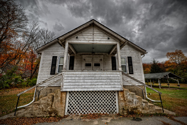Grange Hall Ghost