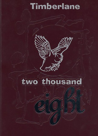 2008 TRHS Yearbook