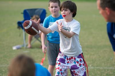 2013-09-11 Flag Football Practice