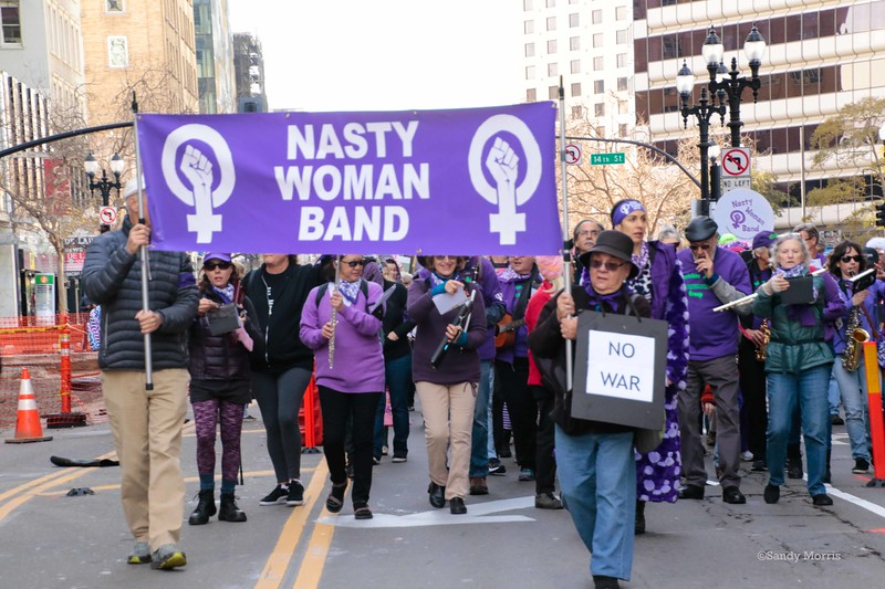 _W5A0116c Nasty Woman Band ©Sandy Morris.jpg