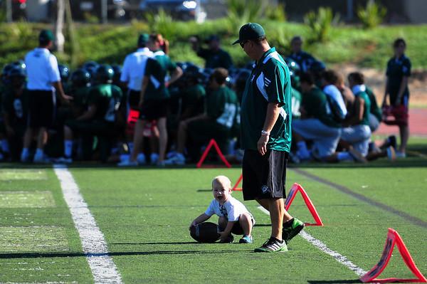 Coach Morris and Son