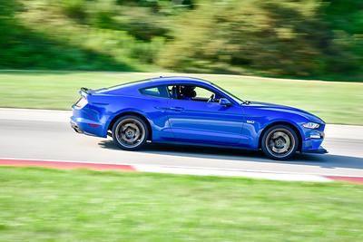 2021 SCCA TNiA  Aug 27 Pitt Nov Dk Blu Mustang