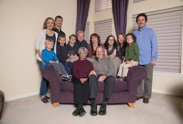 Erickson-Benson Family