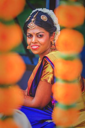 Panchi and Deepika's Wedding
