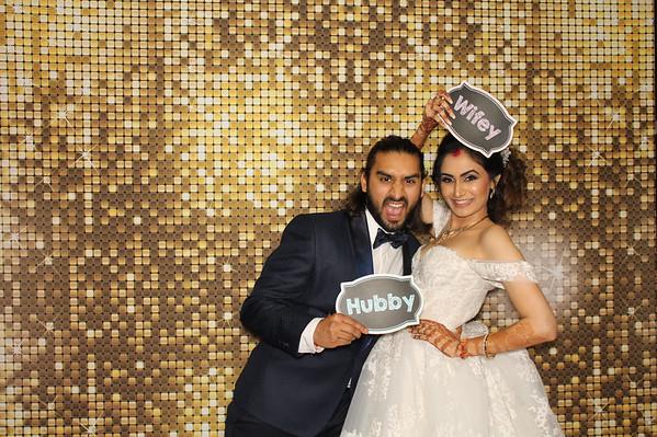 Arjit & Vaidehi  Purohit