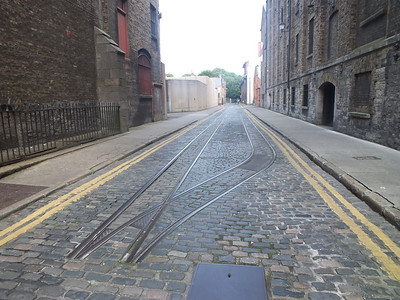 Guinness Industrial Railway line