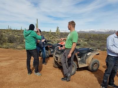 2-25-19 noon ATV tour Dustin
