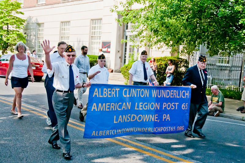 2012 Lansdowne Memorial Day