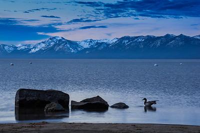 Lake Tahoe - March 13-16, 2015