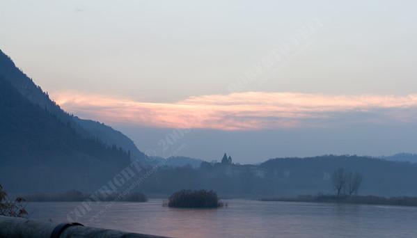 2016-01-23 Torbiere Natural Reserve Sunrise