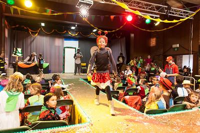 Kindercarnaval 2013 - Maxi