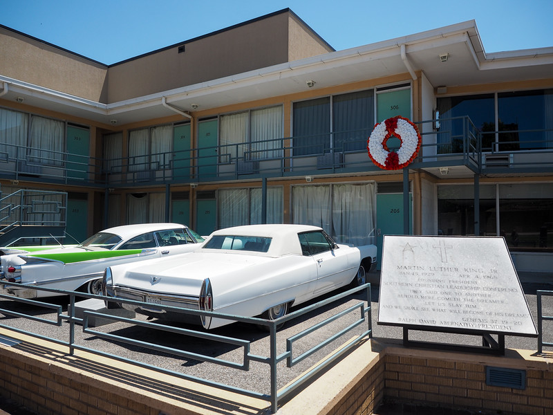 National Civil Rights Museum in Memphis