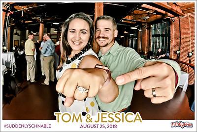 8/25/18 - Tom & Jessica