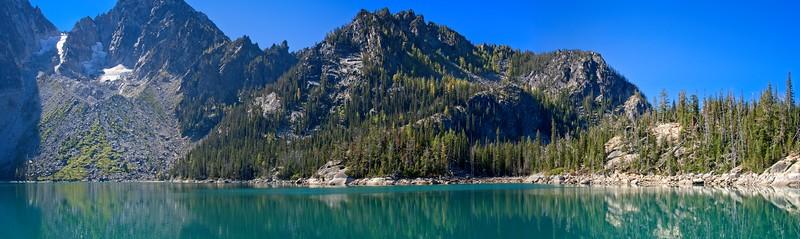 Day III - Colcuck Lake & Chelan.