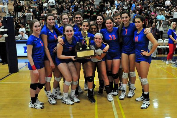 Arcadia V Flagstaff Finals Volleyball 11-12