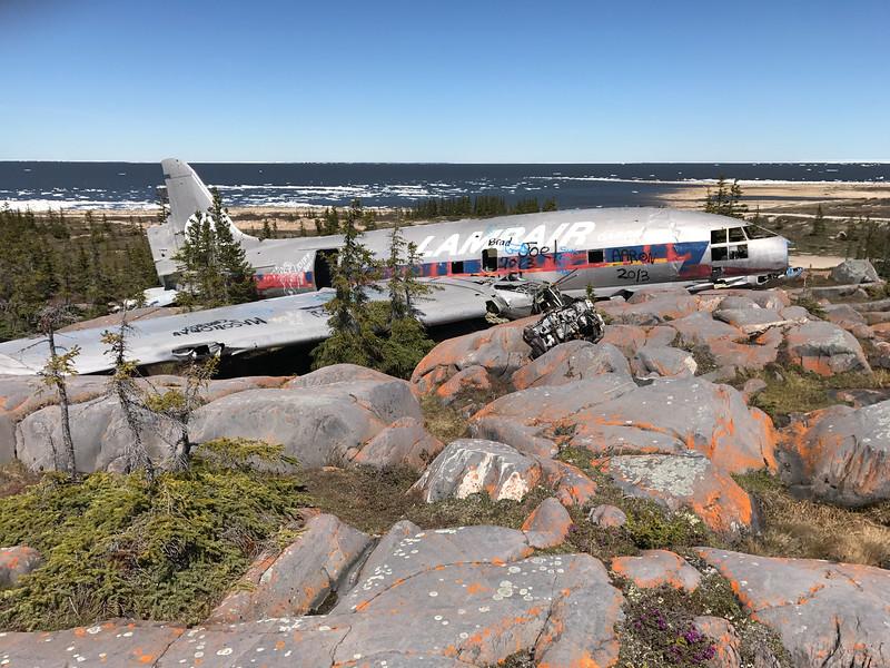 Miss Piggy plane crash Churchill Manitoba Canada IMG_8727.jpg